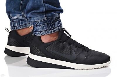 finest selection 76a45 cb758 NEW Nike CK Racer Mens Running Shoes 916780-005 Black Anthracite Sail