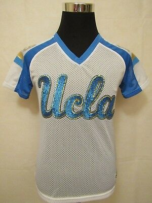 NCAA UCLA Bruins XS Women's BEDAZZLED NFL Jersey by Pink/Victoria's Secret