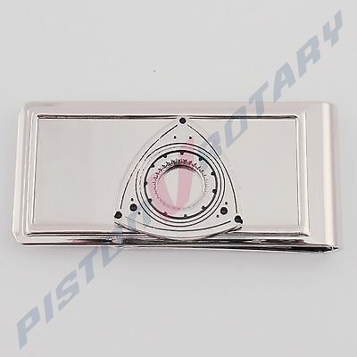 ROTOR Money Clip ,NEW, for Rotary Mazda RX3 RX2 R100 10A 13B 12A 20B RX7 RX4 RX5