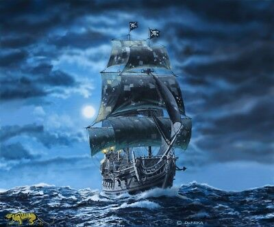 Black Pearl - Pirates of the Caribbean - Limited Edition - 1:72 - Revell 05699