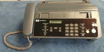 HP 2140 Fax & Copy Machine Professional Quality w/ Built-In Phone
