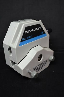 Cole Parmer Masterflex Easy Load Pump Head L/S 13. 14, 16 and 25