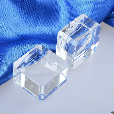 1Pcs Crystal Display Stand Holder For Crystal Ball Sphere ORB Globe Stones