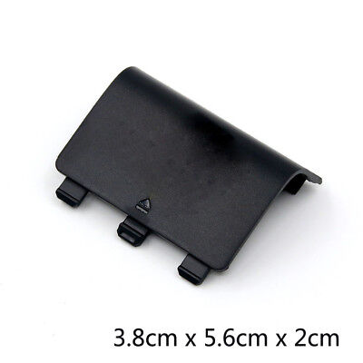 Black  Battery Cover Door Lid Shell Replacement for XBOX One Wireless Controller