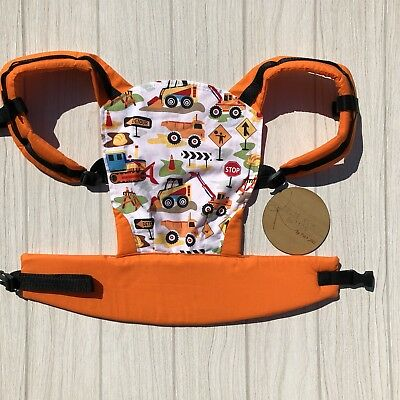 Doll Carrier- Mini Soft Structured Carrier - Can You Dig It