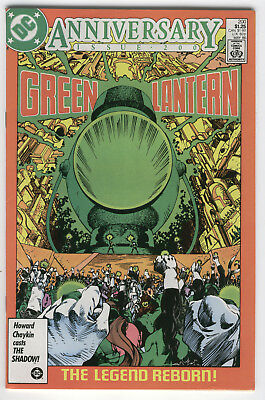 Green Lantern The Legend Reborn #200 Last Issue VF Combined Shipping