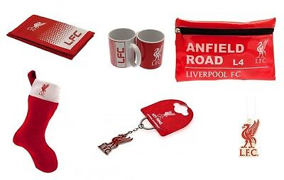 Liverpool Football Club Official Club Merchandise - Gifts Souvenir Birthday Xmas