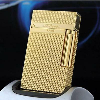 2019 NEW HOT S.T Memorial Gold color lighter Bright Sound ! Free Shipping 12#