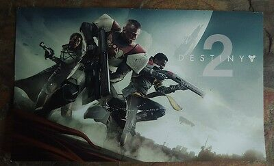 "Destiny 2 - Code Card ""Confluence of Light Emblem"" Gamescom 2017"