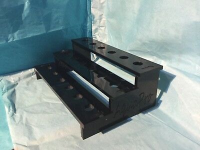 Aqua pro Frag rack 18 hole small,coral,lps,sps,Marine,Aquarium,live,plugs,fish,