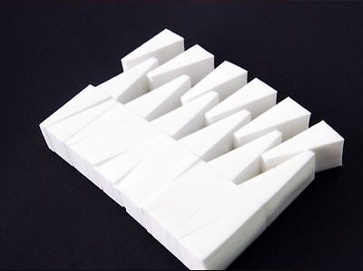 Cosmetic wedge sponges 24 in pack x  non latex