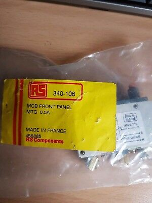 RS MCB Front Panel Switch 456885