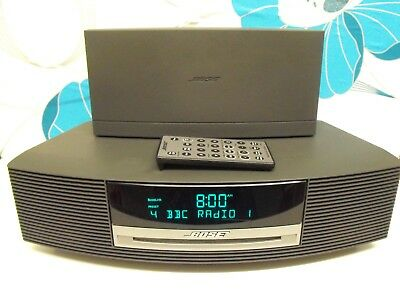 bose wave radio cd picclick uk. Black Bedroom Furniture Sets. Home Design Ideas