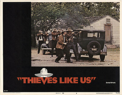 Thieves like Us 1974 11x14 Orig Lobby Card FFF-39800 Very Fine Shelley Duvall