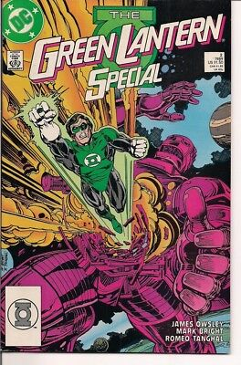 The Green Lantern Special #2 by DC Comics