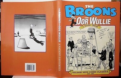 The Broons And Oor Wullie. Seldom Seen Comic Classics, 2001