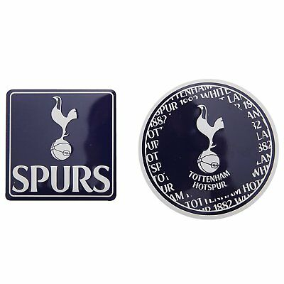 Tottenham Hotspur FC Metal . Multi Surface Signs at Home With the Spurs