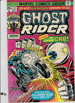 Ghost Rider Lot (Johnny Blaze) #14 & #80 (Htf Next To Last Issue)