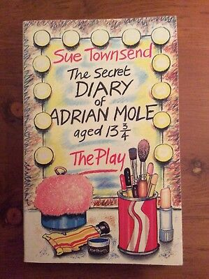 The Secret Diary of Adrian Mole - The Play (Paperback 1985)