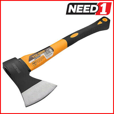 TOLSEN Hatchet with Fibreglass Handle 600g