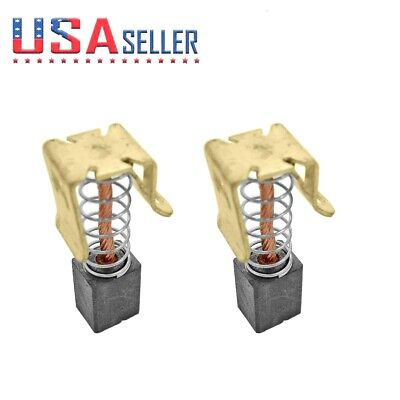 Replacement Carbon Brush Set of 2 DeWalt 450374-00 450374-12 450374-99 450374-02