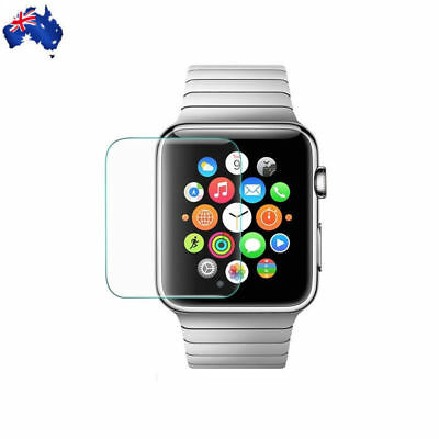 Tempered Glass Screen Protector For Apple Watch iWatch 42mm Screen Film S4
