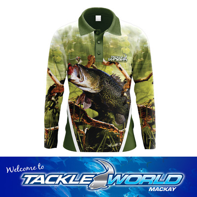 Tackle World Murray Cod Fishing Sun Shirt Tackle World