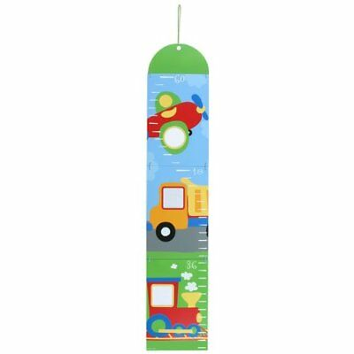 Stephen Joseph Growth Chart: Transportation