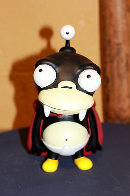 RARE~Futurama Nibbler Figure Moore No box-great shape! Free ship US!