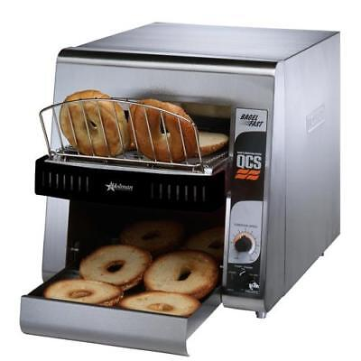 Holman - QCS2-1200B - Bagel Fast Conveyor Toaster 1,200 Halves/Hr