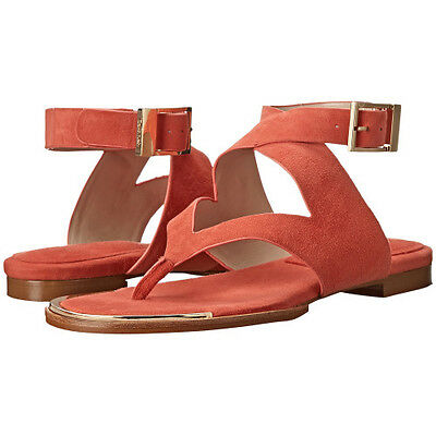 6a5045959c7d Brand New Calvin Klein Haylee (Sunset Kid Suede) Women s Sandals Sz 7M