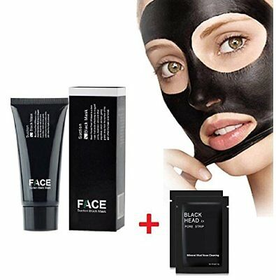 Facial Masks Cures Black Mask Blackheads Peel Mask Deep Cleansing Pore Purifying