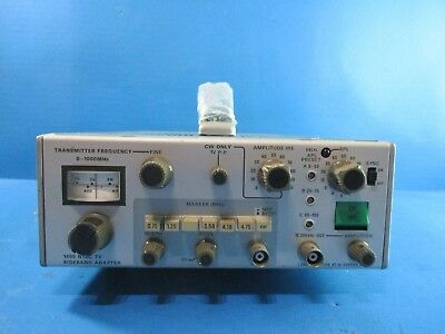 Tektronix 1405 NTSC Television Sideband Adapter - Powers ON