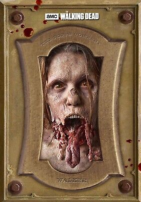 WALKER HALL OF FAME WAVE 3 JAWLESS WALKER Walking Dead Card Trader Digital