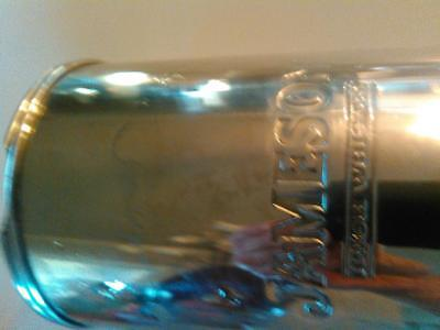 Jameson Irish Whiskey Stainless Ice Shaker Mixer Man Chistmas Gift Whisky Cave