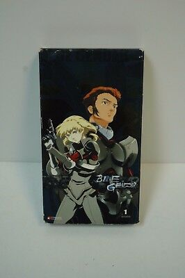 Movie VHS Cassette BLUE GENDER Volume 1 (Uncut) w/ Sleeve