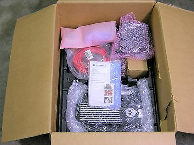 New in-the-box Motorola XTL2500, 110 watt VHF (136-174) Radio w/all accessories.