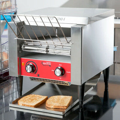 "Avantco T140 Conveyor Toaster with 3"" Opening 120V"