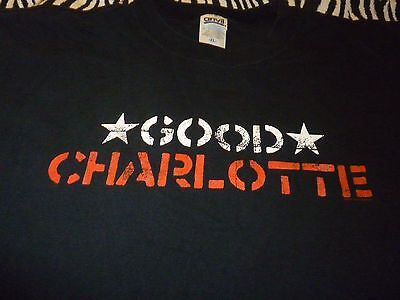 Good Charlotte Shirt ( Used Size XL ) Very Good  Condition!!!