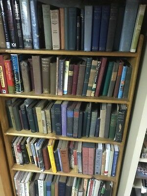 Lot of 20 ANTIQUE Old Vintage Books Collection Set UNSORTED MIXED all hardcover