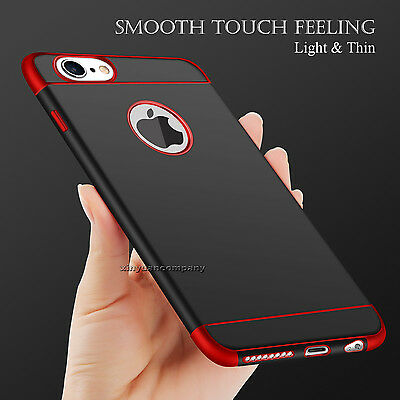 2017 Ultra Thin Slim Rubber Silicone Soft Case Cover for iPhone X 8 7 7 Plus 6S