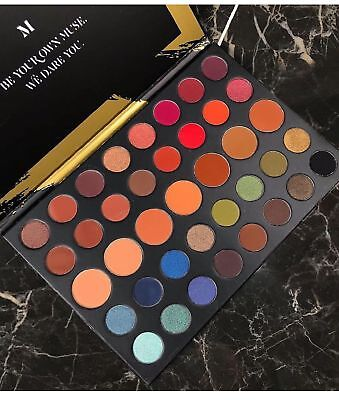 New 2017 🌟 Morphe 39a Dare to Create Eyeshadow Palette Holiday Limited Edition