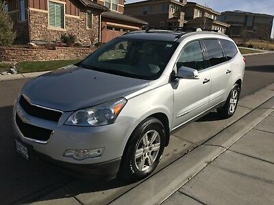 2009 Chevrolet Traverse LT Great condition with only one owner. Accident and smoke free!