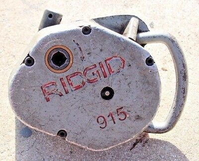 Ridgid 915 - Pipe Roll Groover!! FREE SHIPPING!!