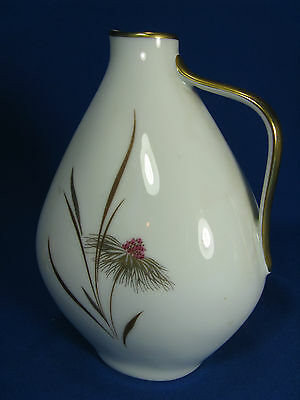 Sehr elegante / well shaped  50´s Design Eschenbach Porzellan Vase W 3610 15