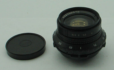 Mir-1Ш 2.8/37mm Vologda lens for ARRI Red One Arriflex PL movie camera NEW (OS)