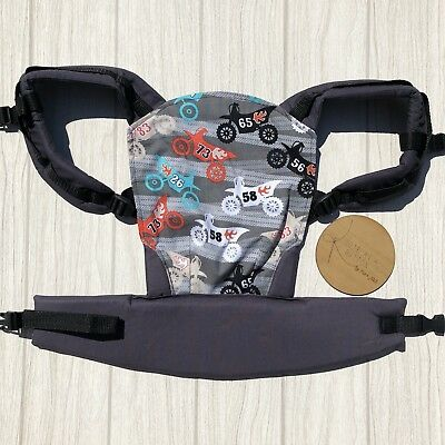 Doll Carrier- Mini Soft Structured Carrier - Motorama