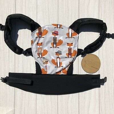 Doll Carrier- Mini Soft Structured Carrier - Foxy