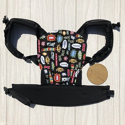 Doll Carrier- Mini Soft Structured Carrier - Sidekick