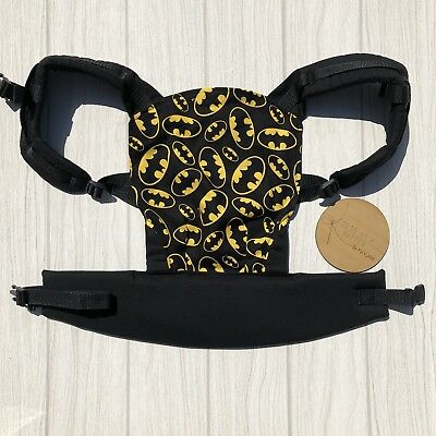 Doll Carrier- Mini Soft Structured Carrier - Batman